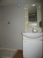 BiGウェーブ101洗面室