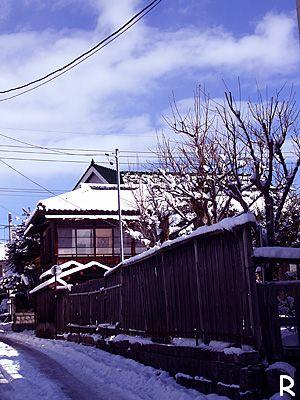 仲ノ町・2008冬