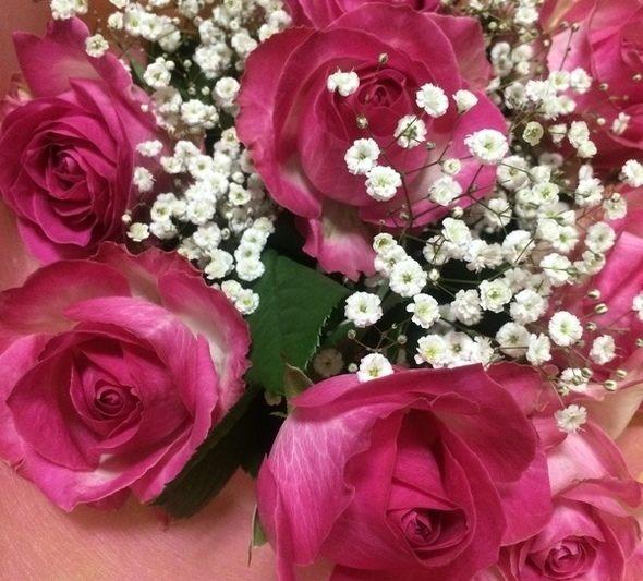 母の日のプレゼント・花束