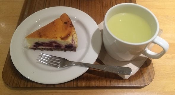 無印良品カフェいろいろベリーのチーズケーキの作り方
