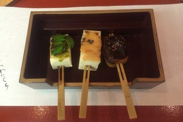 美濃吉 レディース懐石 メニュー 京料理