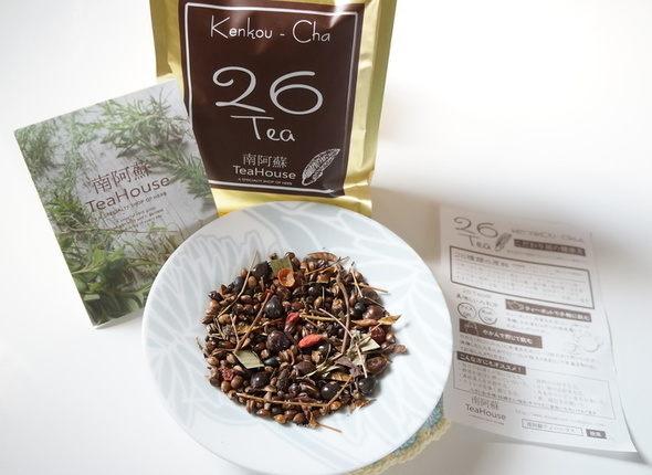 南阿蘇TeaHouse26Tea健康茶
