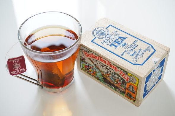 ボストン『紅茶』お土産プレミアムセイロンティー
