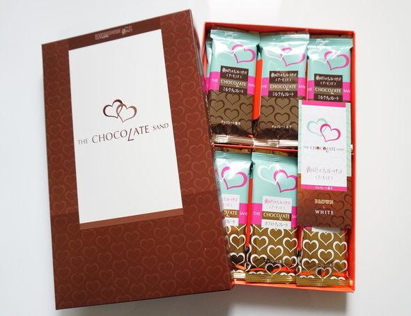銀のぶどうのチョコレートサンド【東京お土産】ヒルナンデス