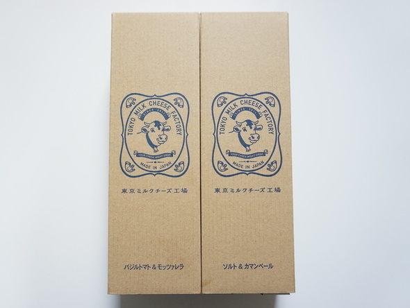 東京ミルクチーズ工場【ソルト&カマンベール】クッキー