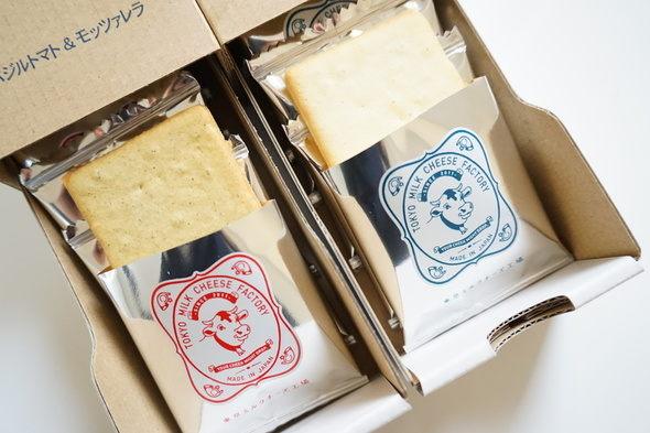 東京ミルクチーズ工場【東京のお土産】クッキー
