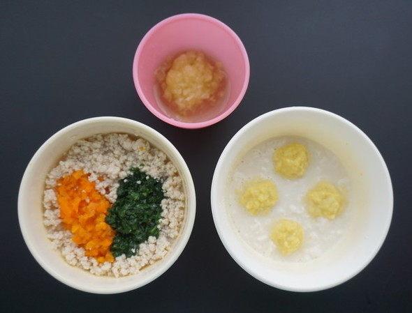【7〜8カ月頃】離乳食中期(モグモグ期)手作りレシピ・メニュー