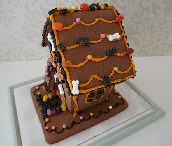 TRADER JOES 【トレーダージョーズ / ハロウィン ホーンテッド チョコレート クッキー ハウスセット お菓子の家】