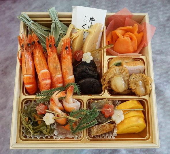 京都 祇園のおせち かにかくに【壱之重】人気・見た目きれい