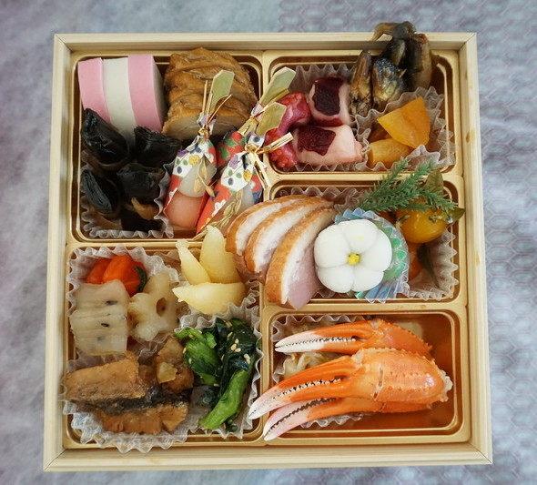 京都 祇園のおせち かにかくに【弐之重】おいしい・豪華