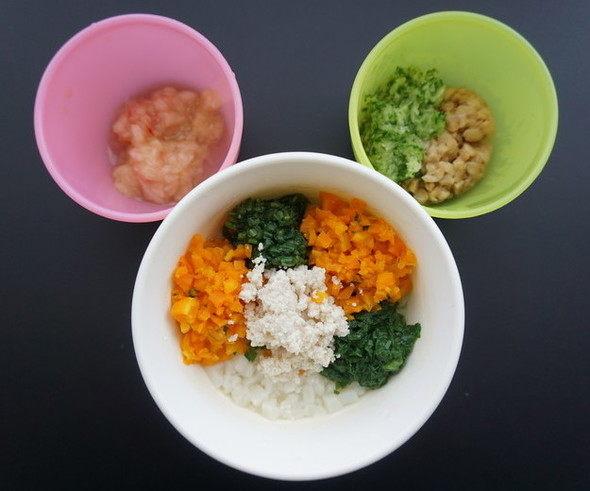 離乳食【7〜8カ月頃】離乳食中期(モグモグ期)離乳食レシピ・メニュー