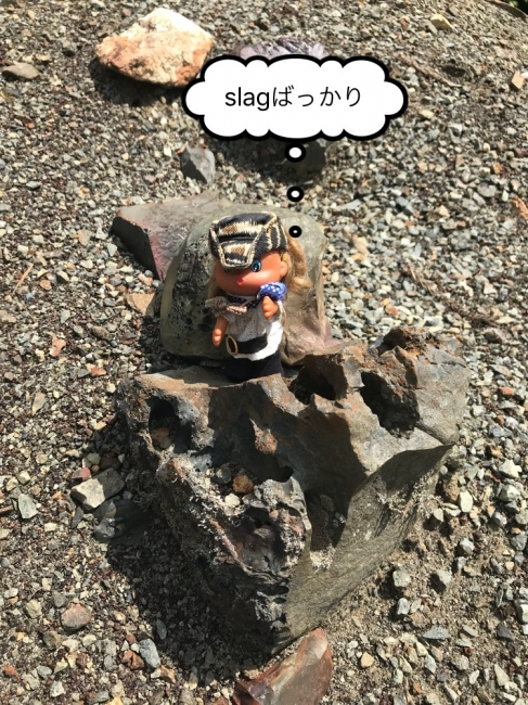 鉱滓 スラグ
