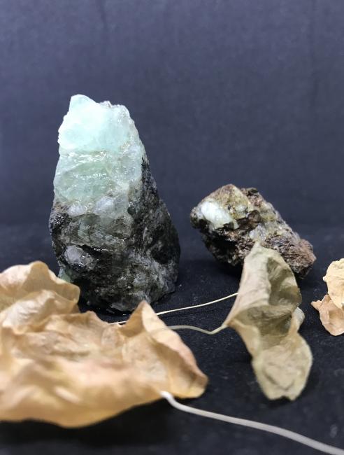 面谷鉱山 蛍石