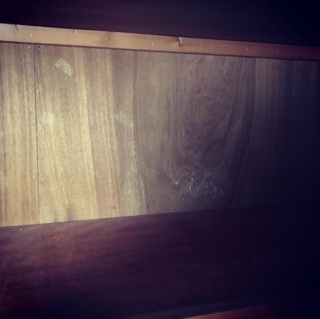 インテリア ストック収納 クローゼット 枕棚