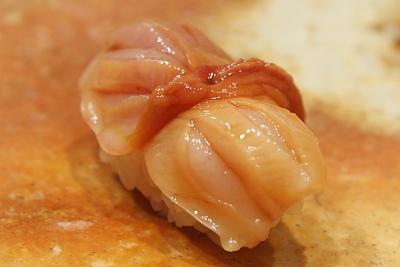 鮨かねさか_赤貝