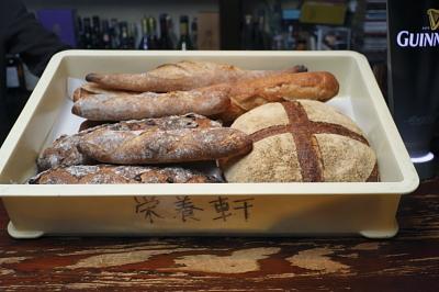 ロフティのパン