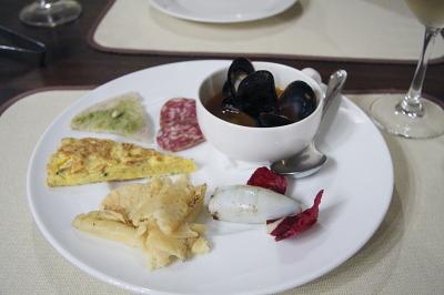 リグーリア風前菜