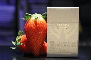 愛媛のブランド苺