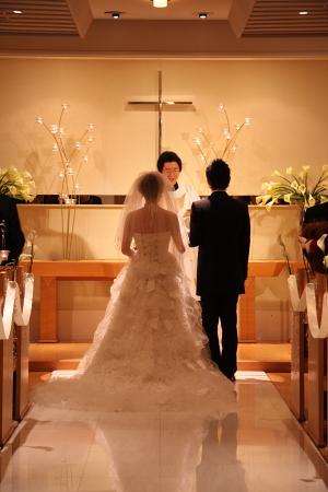 ホテルフジタ福井の結婚式