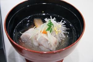 ホテルフジタ福井の結婚式料理 椀物