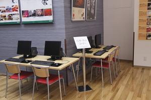 東尋坊観光交流センターインターネットブース