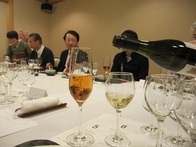 Y先生のワイン会