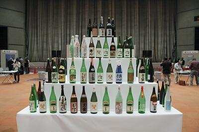 福井の地酒 新酒試飲会2011年