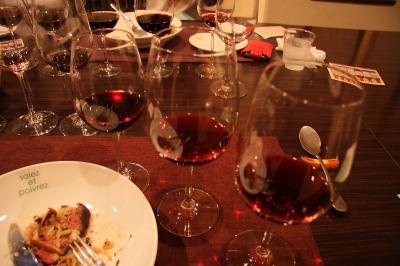 ルディのワイン会 サレポア