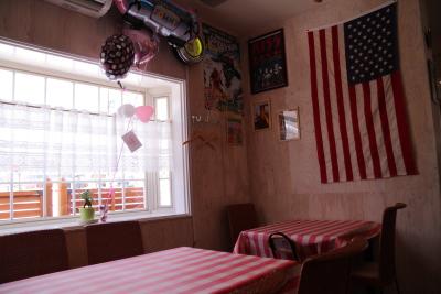 アメリカ料理店