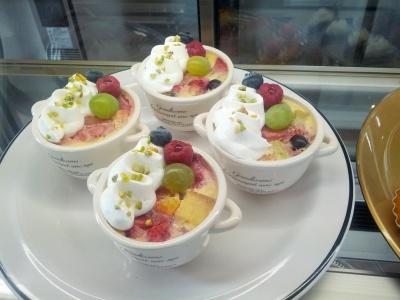 ル・タニのカップケーキ
