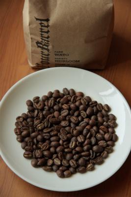 フォーバレルコーヒーのコーヒー豆