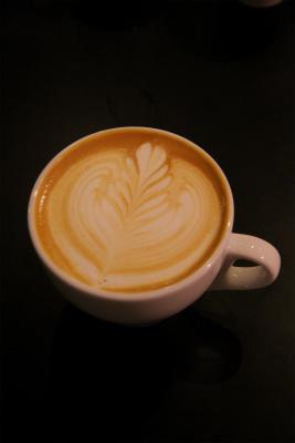 フォーバレルコーヒーのアレンジコーヒー