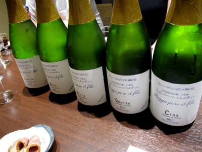 小布施ワイナリー日本酒