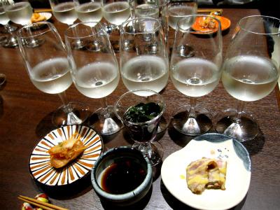 小布施ワイナリー日本酒の会