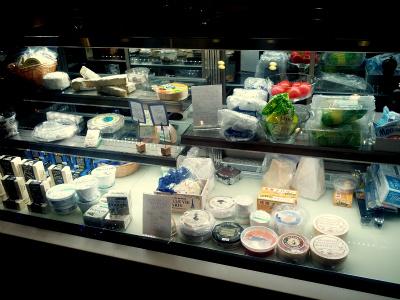 ディープブルーのチーズ