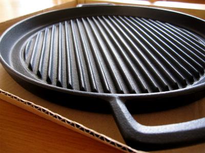 南部鉄器グリルパン29cm