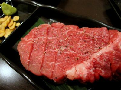 いわてたんかくのフィレ肉