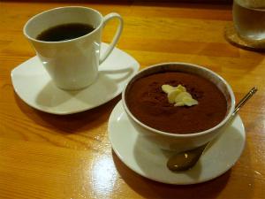コーヒー屋のティラミス