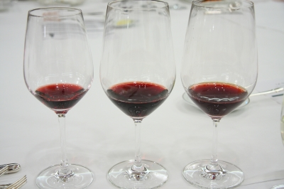 赤ワイン比較、テンプラニーニョ、カベルネ