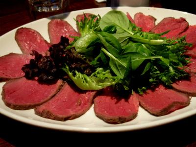 シャルレ牛のランプ肉