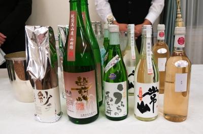 福井の日本酒 軽快タイプ