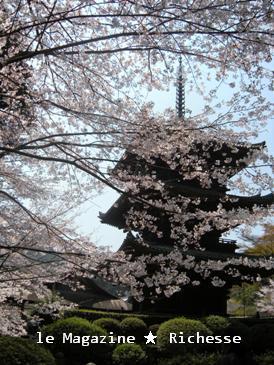 三井寺三十塔2009春02