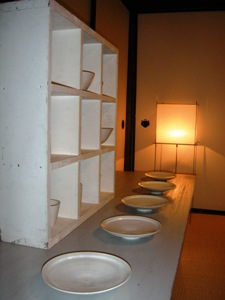 月日荘2009加藤 巧「陶と蒐集」 -003