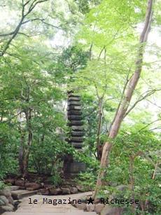 新根津美術館庭園2009-03