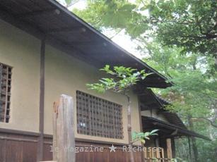 新根津美術館庭園2009-08
