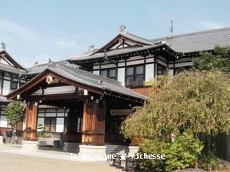 奈良ホテル玄関09秋