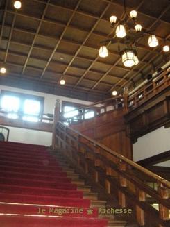 奈良ホテルロビー