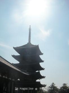 興福寺東金堂&五重塔