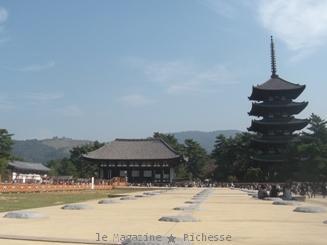 興福寺五重塔&東金堂(国宝)