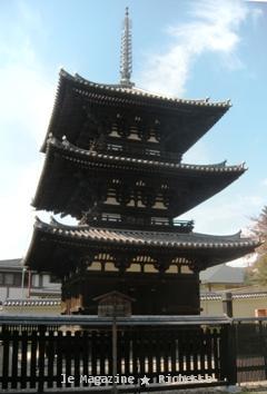 興福寺三重塔(国宝)